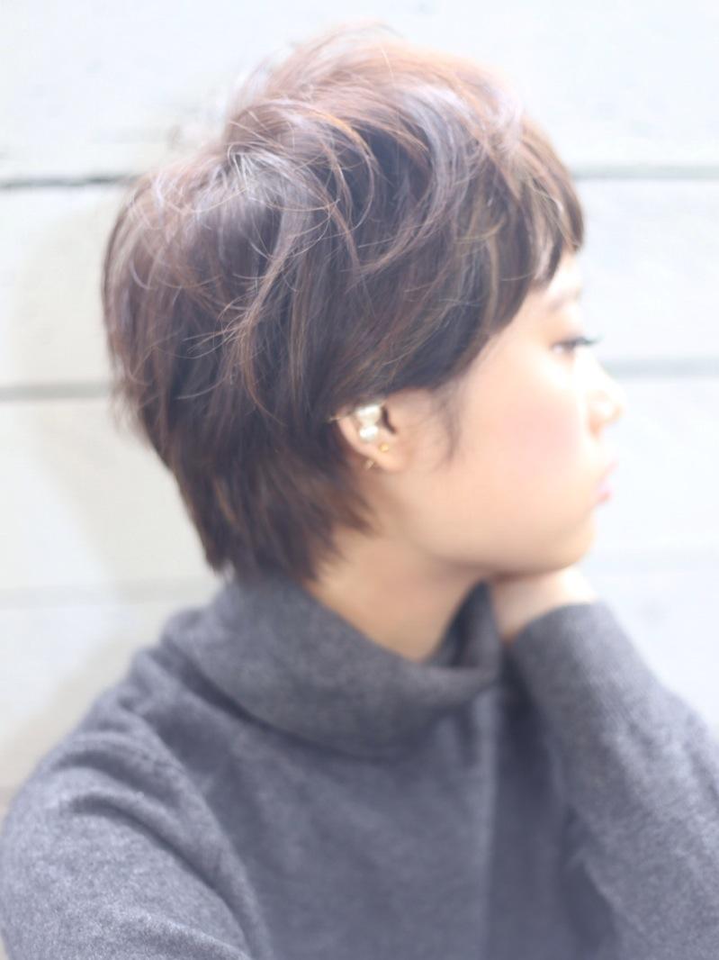【Яе】takahashi ダークトーンショート