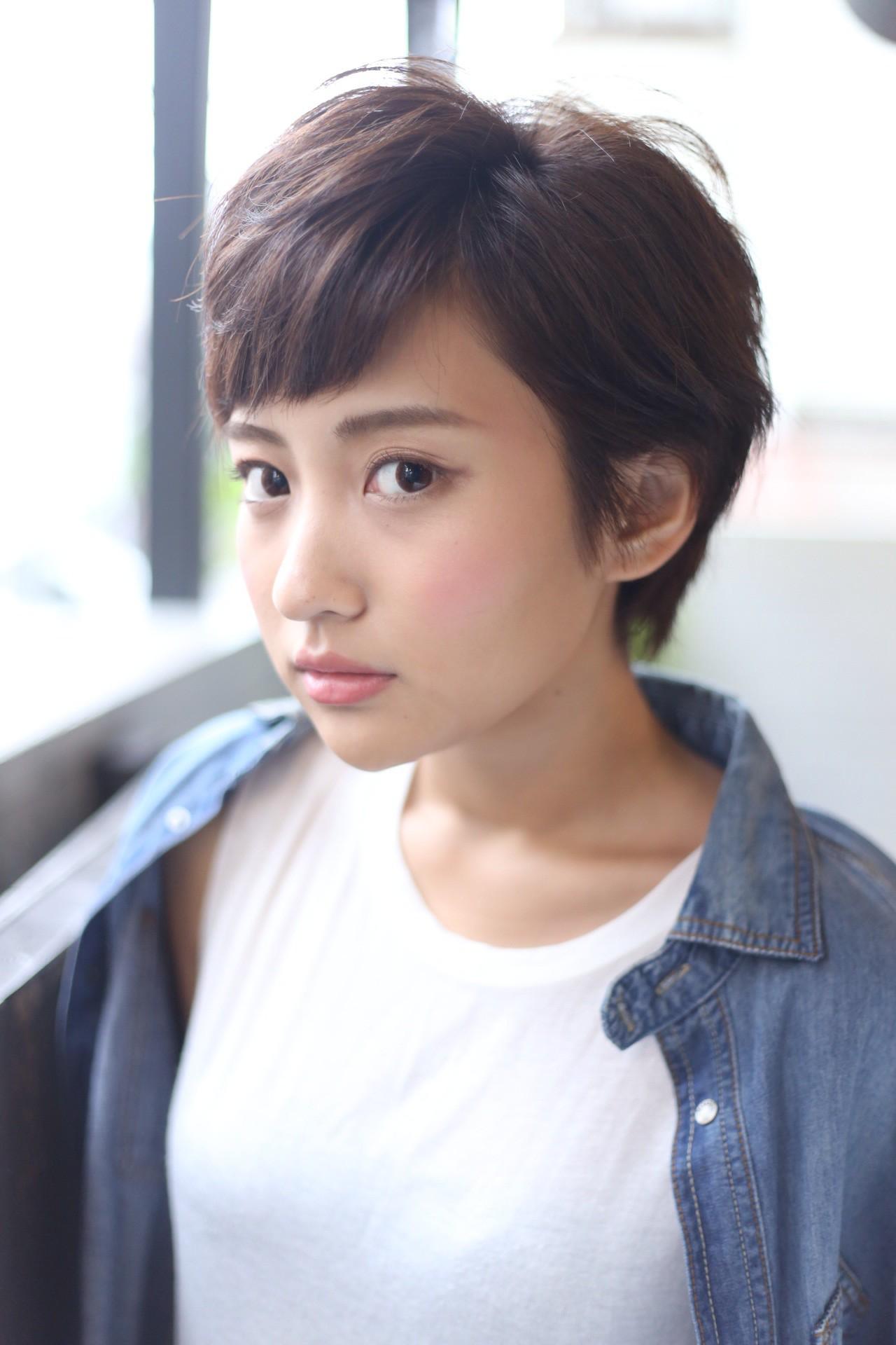 【Яе】takahashi ダークトーンショートスタイル
