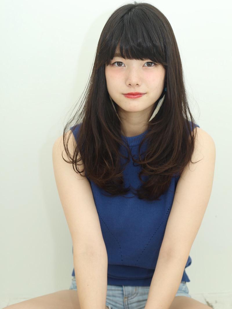 艶髪/ナチュラルカール